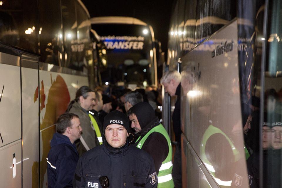 تجميع اللاجئين ألمانيا