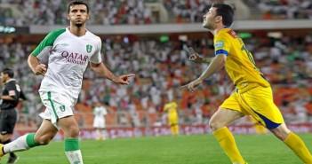 عمر السومة هدافًا وجهاد الحسين أفضل صانع ألعاب في السعودية