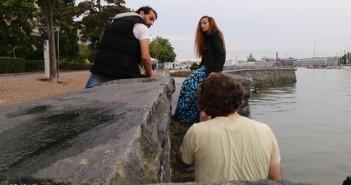 غطفان غنوم.. مخرج سوري يفوز بجائزة أفضل وثائقي مستقل في هوليوود