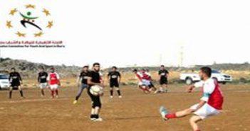 لقاءات حاسمة في الجولة الثانية من الدوري العام لكرة القدم في درعا