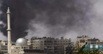 إلغاء صلاة الجمعة في حلب وإدلب وريف حمص بسبب تكثيف الغارات