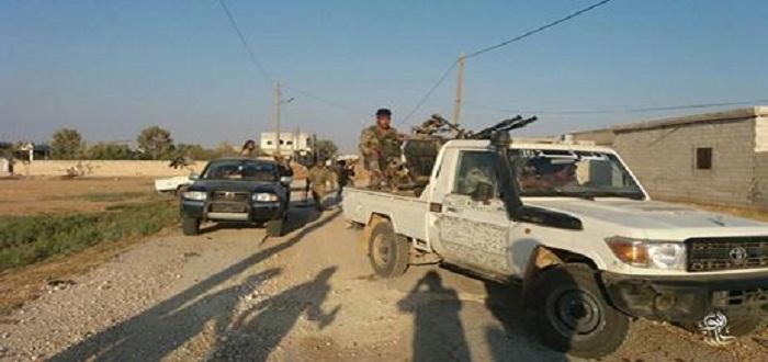 تقرير أخبار السوريين اليومي للأحداث الميدانية 1782016