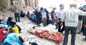 خسرنا داريا ولكننا لن نخسر سوريا