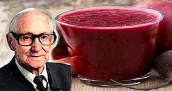 طبيب نمساوي يتوصل لـ عصير يصنع منزليا يعالج السرطان بـ 42 يوما