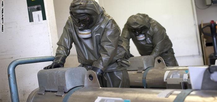 واشنطن: يستحيل إنكار استخدام نظام الأسد الأسلحة الكيماوية في سوريا