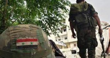 إغتيال ضابط لنظام الأسد في القريتين