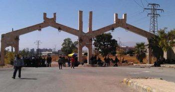 الفرقة الرابعة تسرق المساعدات الأممية المخصصة لمعضمية الشام