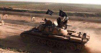 تنظيم الدولة يكبد قوات الأسد خسائر فادحة بالأرواح والمعدات في ريف حمص