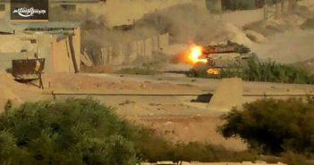 جيش الإسلام يباغت قوات الأسد ويستعيد مناطق بمحيط كلية الإشارة بالغوطة