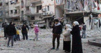 التهجير من جديد: اتفاق مبدئي على خروج ثوار خان الشيح نحو إدلب