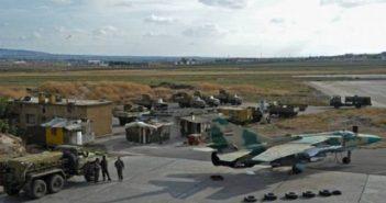 السفير: وصول 18 طياراً مصرياً إلى مطار حماة العسكري في سوريا!