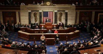 الكونغرس الأمريكي يقر قانون عقوبات بالاجماع على الأسد وإيران وروسيا