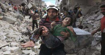 قصف العدوان الروسي يودي بحياة 500 شهيد خلال 12 يوم بحلب!