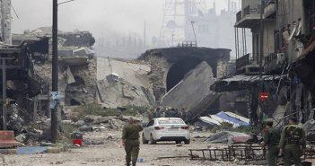 هدنة جديدة في حي الوعر بضمان روسي.. ونظام الأسد يسبقها بالقصف