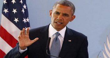 أوباما يرفع القيود عن توريد الأسلحة ومشتقاتها إلى المعارضة السورية