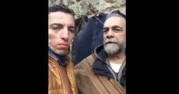"""بالفيديو: أهالي حلب.. """"طلعتنا مو طلعة ذل وراجعين بإذن الله"""""""