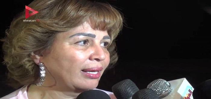 بالفيديو: الممثلة المصرية إلهام شاهين تبارك للأسد انتصاره على أهل حلب