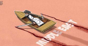 تدمير المنطقة العربية سبيل الحرس الثوري للبقاء والسيطرة