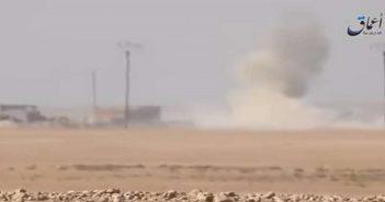 """تنظيم الدولة يوقع عشرات القتلى والجرحى من """"قسد"""" بكمين محكم في الرقة"""