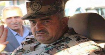 """رئيس أركان الأردن.. لافتح للحدود إلا بعد سيطرة """"الأسد"""" ولا ندرب المعارضة"""
