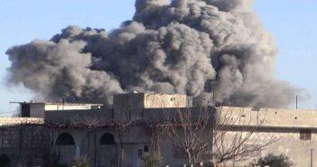 روسيا تستبق اجتماع تركيا وتقصف مناطق في إدلب ودرعا