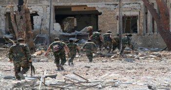 العثور على جثث لمقاتلين روس في أحياء حلب