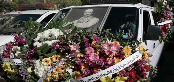"""المخابرات الجوية و""""الزوبعة"""" في تشييع الممثل السوري رفيق سبيعي"""