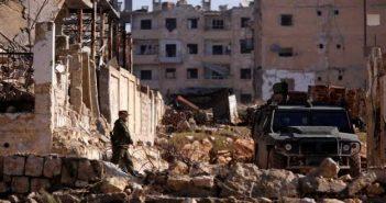 بسبب التعفيش.. اشتباكات بين قوات روسية وميليشيا الباقر الشيعية في حلب