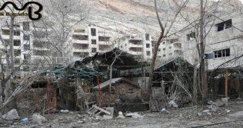 بعد رفض الثوار الطرح الروسي بالاستسلام.. الأسد وحلفاءه يصعدون في وادي بردى