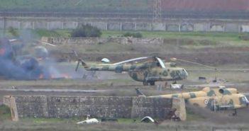 تنظيم الدولة يدمر طائرتين حربيتين بصاروخ موجه في مطار دير الزور العسكري