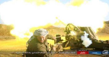 تنظيم الدولة يواصل هجومه الغير مسبوق للقضاء على نظام الأسد بدير الزور