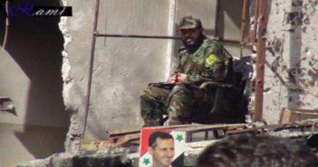 حزب الله الارهابي يحتجز النساء والأطفال بوادي بردى ويهدد باستخدامهم دروع بشرية