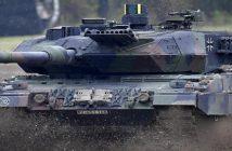 صحيفة فيلت ماذا فعلت صواريخ تنظيم الدولة بالدبابة الأسطورة ليوبارد الألمانية؟