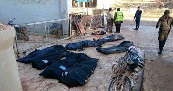 طائرات التحالف تقتل 14 عنصرا من جبهة فتح الشام في ريف إدلب