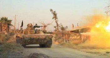 قوات الأسد تنهار بشكل متتالي وتنظيم الدولة يعزل دير الزور عن مطارها