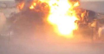 """مقتل وجرح العشرات من قوات الأسد بمفخخة ضربت حاجزا للأمن العسكري بـ """"سعسع"""""""