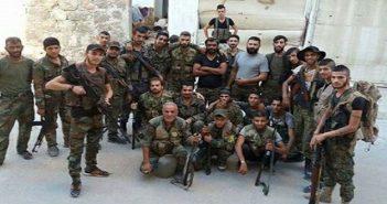 ميليشيا لواء الباقر الشيعية تعدم ميدانيا 11 شخصا من عائلة واحدة في حلب