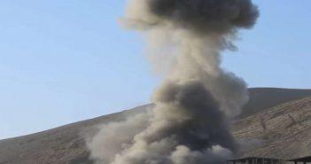 وادي بردى يتعرض لقصف جنوني.. 6 شهداء واكثر من 50 جريحا كحصيلة أولية
