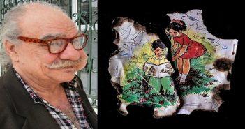 وفاة مبتكر أيقونتي باسم ورباب في سوريا الفنان ممتاز البحرة