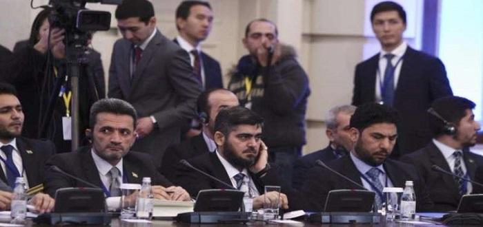 """فصائل المعارضة السورية: روسيا فشلت ولم تنفذ وعودها بـ """"أستانة"""""""