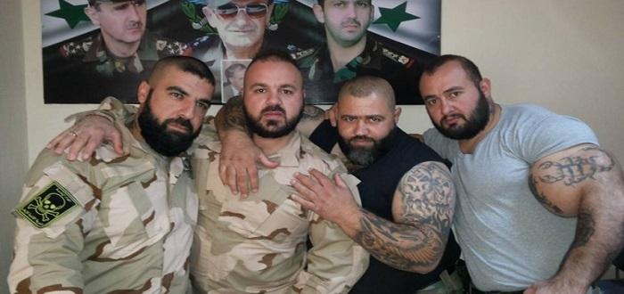 معارك بالدبابات والأسلحة ثقيلة بين شبيحة الأسد توقع قتلى في حمص