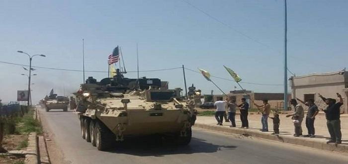 البنتاغون يعلن بشكل رسمي نشر دوريات التحالف على الحدود السورية التركية