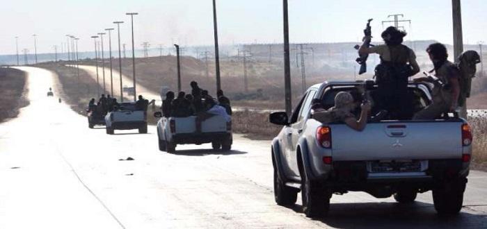 تنظيم الدولة يأسر 4 عناصر لنظام الأسد ويكبده خسائر فادحة في خناصر شرق حلب