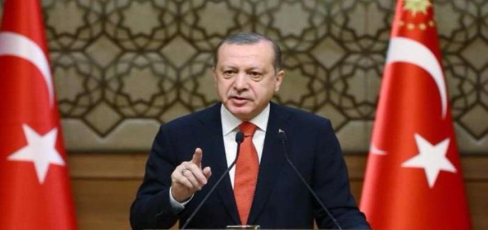 أردوغان يشدد: لن نسمح أبداً لـ الوحدات الكردية بتأسيس دويلة شمالي سوريا
