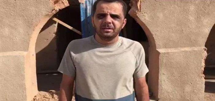 بالفيديو: الضابط الطيار الأسير لدى الثوار.. النظام يريد التخلص مني!