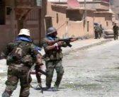 """شبيحة الدفاع الوطني يعتدون على الأمن الجنائي في حمص """"واشتباكات عنيفة"""""""
