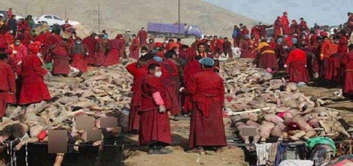 ولا حياة لمن تنادي: قرويون بوذيون يحاصرون المئات من مسلمي الروهينجا
