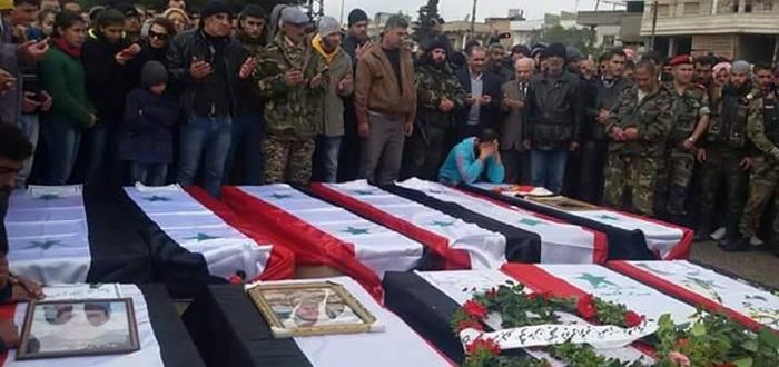 سقوط عشرات القتلى والجرحى من قوات الأسد في معارك ريف حماة