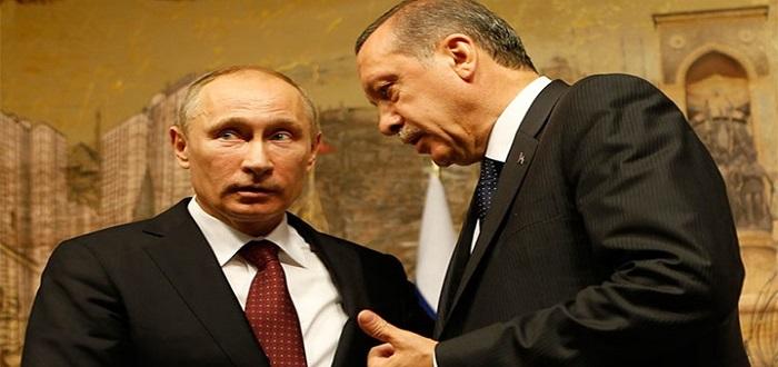 أردوغان يبلغ بوتين.. نظام الأسد سيواجه عواقب إذا قرر دخول مدينة عفرين