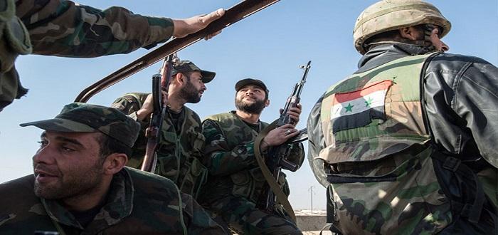 نظام الأسد يعلن أن قواته سوف تدخل إلى عفرين خلال ساعات